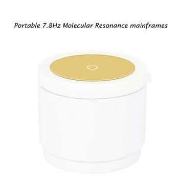 Ionisiertes Wasser Maschine | Multi-funktion MRETOH 7,8Hz Molekulare Resonanz Mainframes USB Gesunde Smart Factory Outlet
