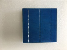 40 Pcs 4.4W 18.4% 3BB Efficiency Polycrystalline Silicon Solar Cell 156MMx156MM For Sale
