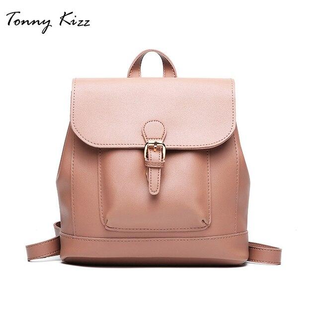 04b41bc68060 ... сумка женская на плечо через мн. Tonny Kizz Korea Backpack Women  Fashion School Bags For Teenage Girls PU Female Backpacks Large Capacity