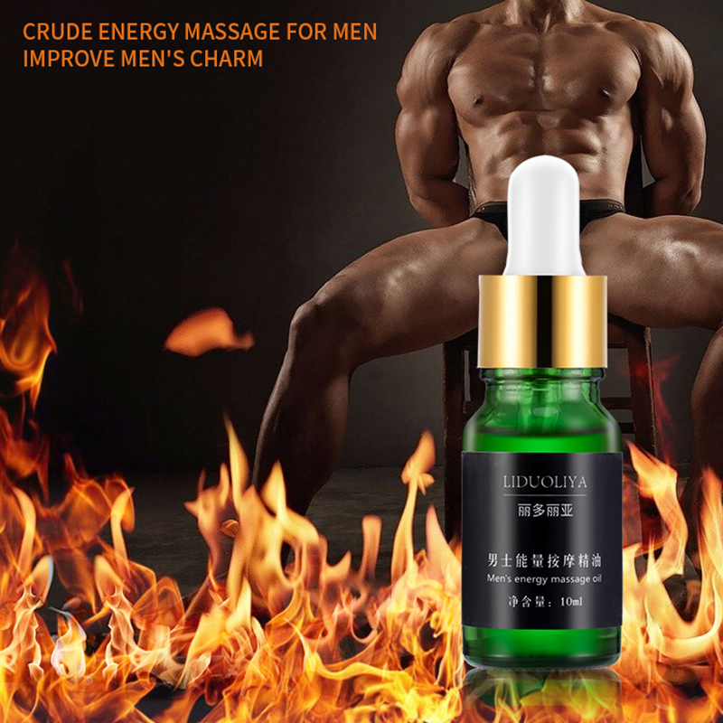 10ml Men's Massage Essential Oil Adult Products Sex Toys Massage Cream Male Growth Penis Enlarger Big Dick Pills Increase Bigger