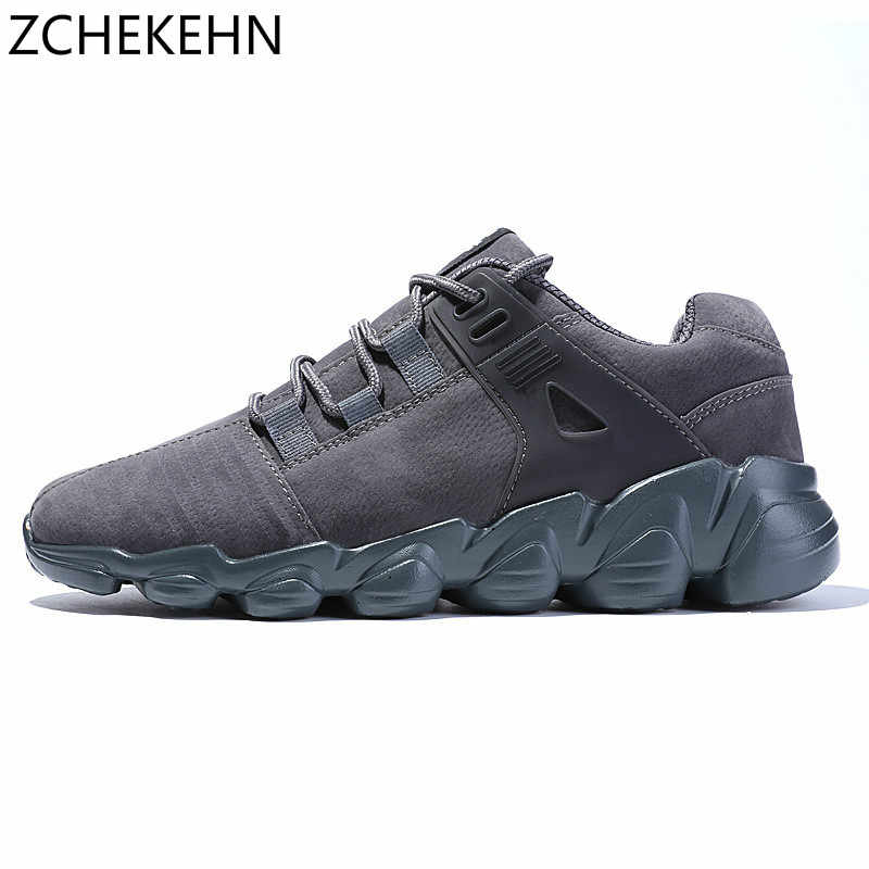 31b960de07b2e Breathable chunky sneakers Outdoor Footwear Shoes Men 2018 Spring Autumn  Sneakers y3 Walking Shoes Zapatos Hombre