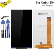 5,0 »для Cubot R9 ЖК-дисплей Экран дисплея Замена Ремонт PartFor Cubot R9 Аксессуары для мобильных телефонов с инструментами и клей