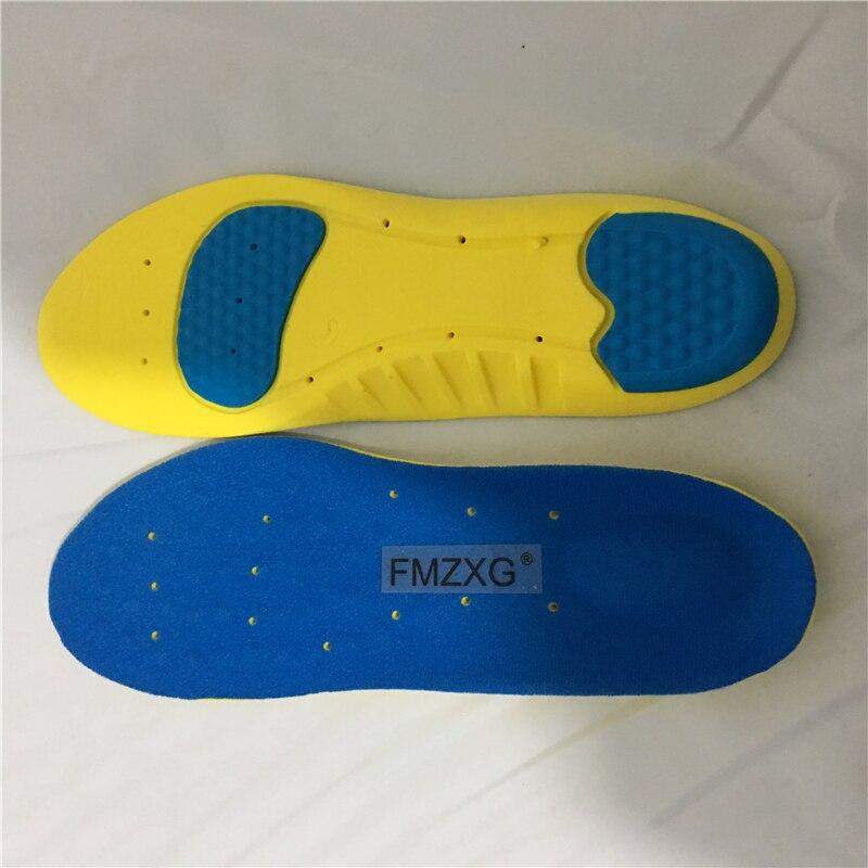 FMZXG EYU 120-132 súper suave alivio dolor espuma de memoria Orthotic Arch insertar plantillas cojín ayuda del deporte zapato