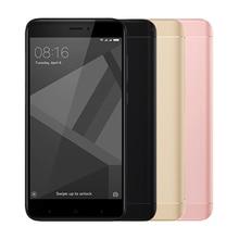 Original Xiaomi Redmi 4X 3GB RAM 32GB ROM Global ROM Snapdragon 435 Octa Core Fingerprint ID 13.0MP 5″ MIUI9 4100mAh smartphone
