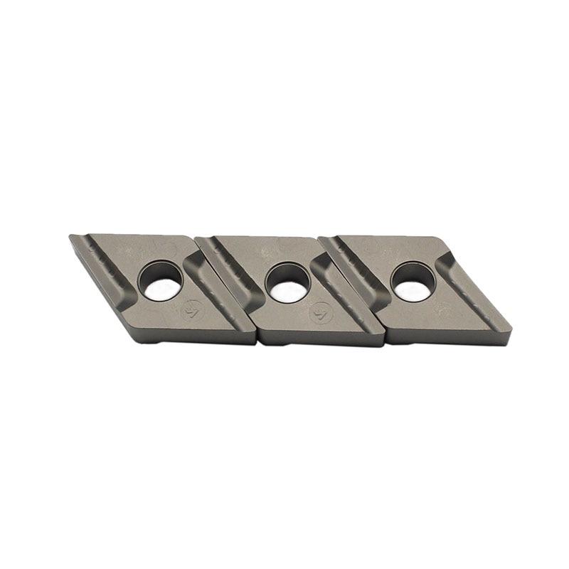 10 PZ DNMG150404 R VF CT3000 Utensili per tornitura esterna Cermet - Macchine utensili e accessori - Fotografia 6