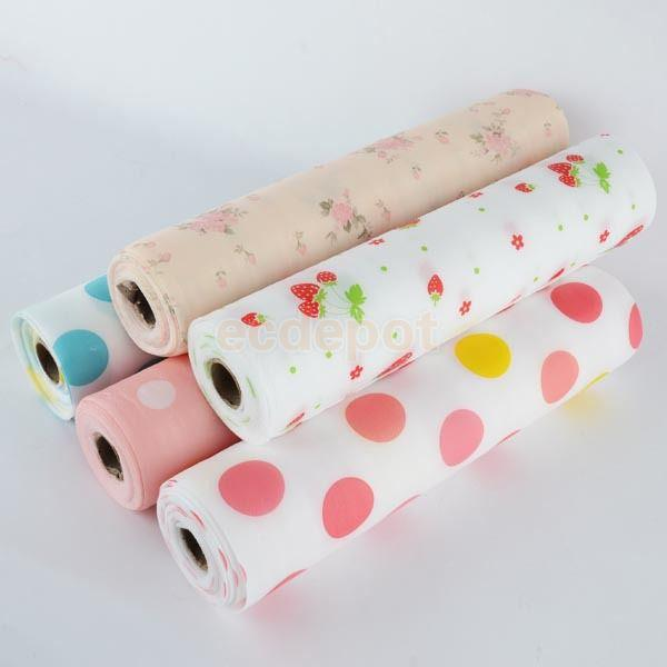 Order 1 Piece Cute Polka Dot Shelf Contact Paper Kitchen Table Cabinet Drawer Liner Mat 4 China