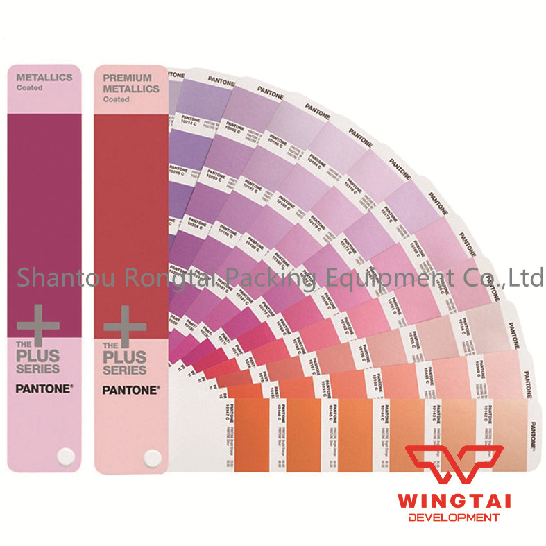 Pantone Premium Metallics Coated&Metallics Coated GP1507 premium color coated 496l94086