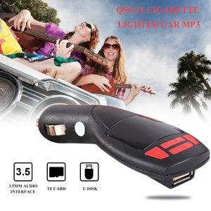3.5mm Universal Car FM Transmi