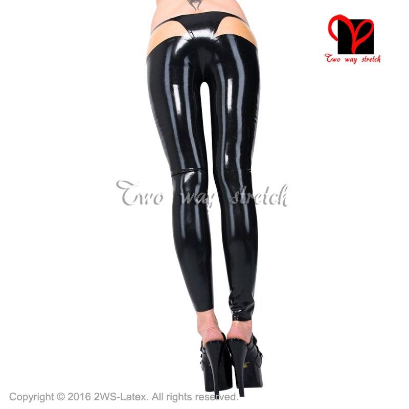 Leggings Sexy para mujer Vintage leggings de encaje Rosa flor leggings pantalones WADL 13 - 2