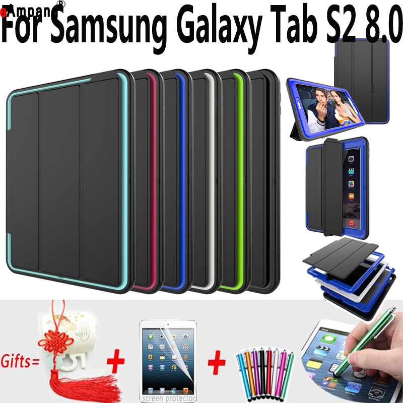 Magnet Smart Auto Sleep AWake Case for Samsung Galaxy Tab S2 8.0 T710 T715 T719N Trifold Stand Cover for Samsung Tab S2 8.0 new 1685pcs lepin 05036 1685pcs star series tie building fighter educational blocks bricks toys compatible with 75095 wars