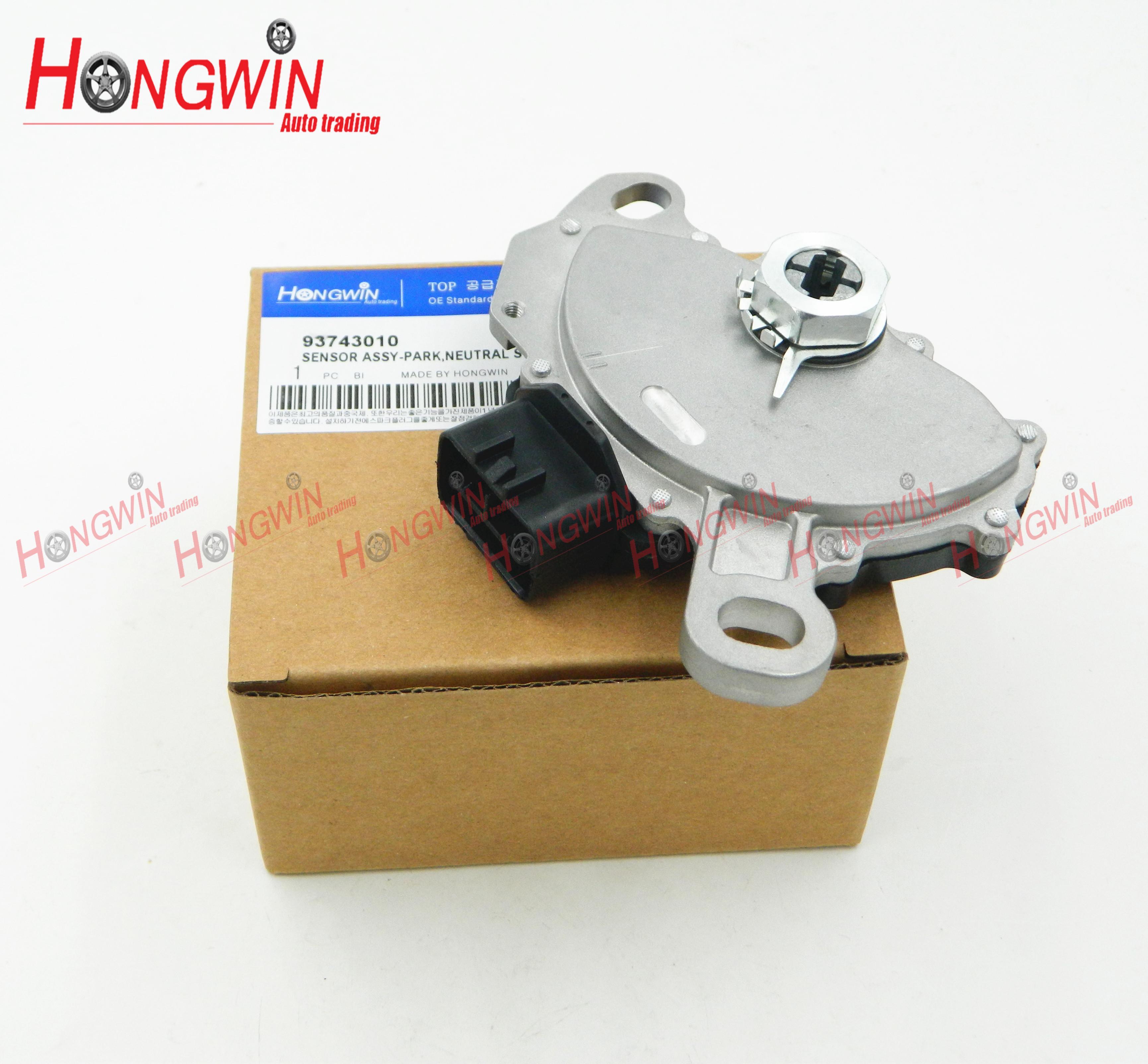 Genuine 42700 39055 Inhibitor Neutral Safety Switch for 2000 2011 Hyundai KIA