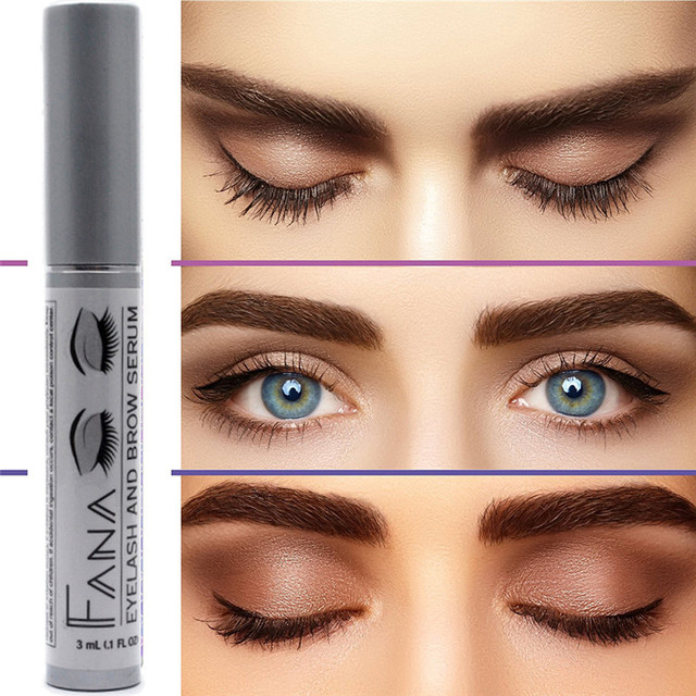 f41e29a3095 SALE Easy Application Effective Strengthen Eyelash Growth Serum Oil Natural  Extract Enhancer Solution Nourishing Drop shipping