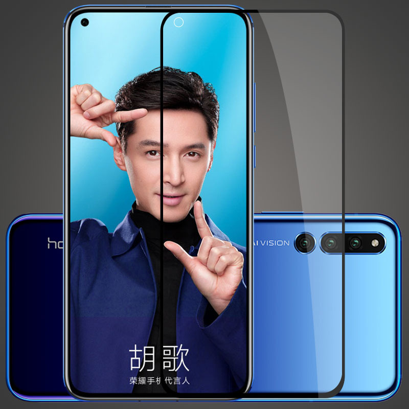9H Full Protective Glass for Huawei Honor 20 Pro screen protector for Huawei Honor 20 Pro Honor20 20pro 6.26 Tempered Glass AL10(China)