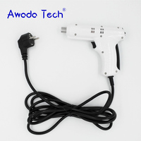 AwadaTech 4 Heads adjustable intensity Medical Therapy Chiropractic Adjusting gun Activator Electric Correction Gun