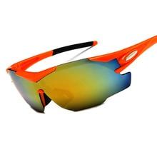 UV400 Sport Sunglasses Men Cycling Goggles Eyewear MTB Glass
