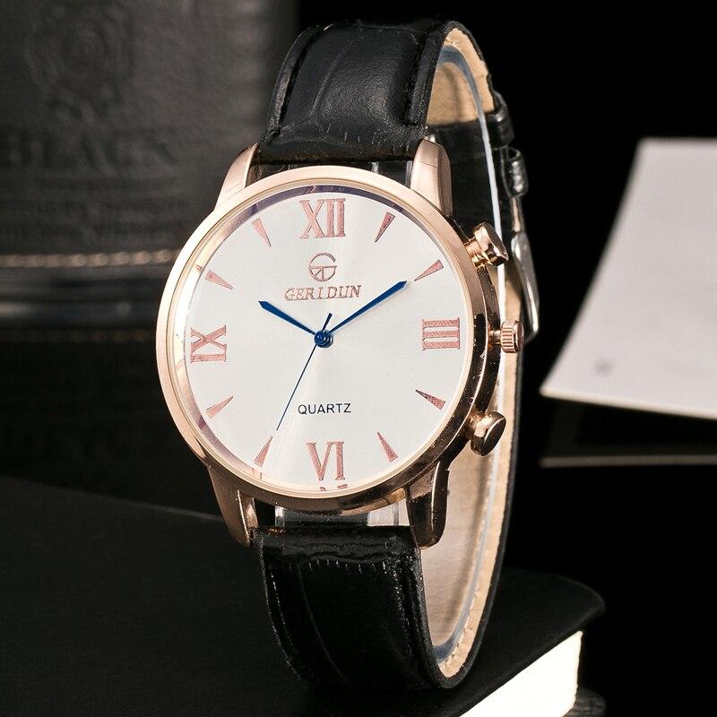 GERIDUN Heren Horloges Merk Luxe Heren Militair Sport Polshorloge - Herenhorloges - Foto 3