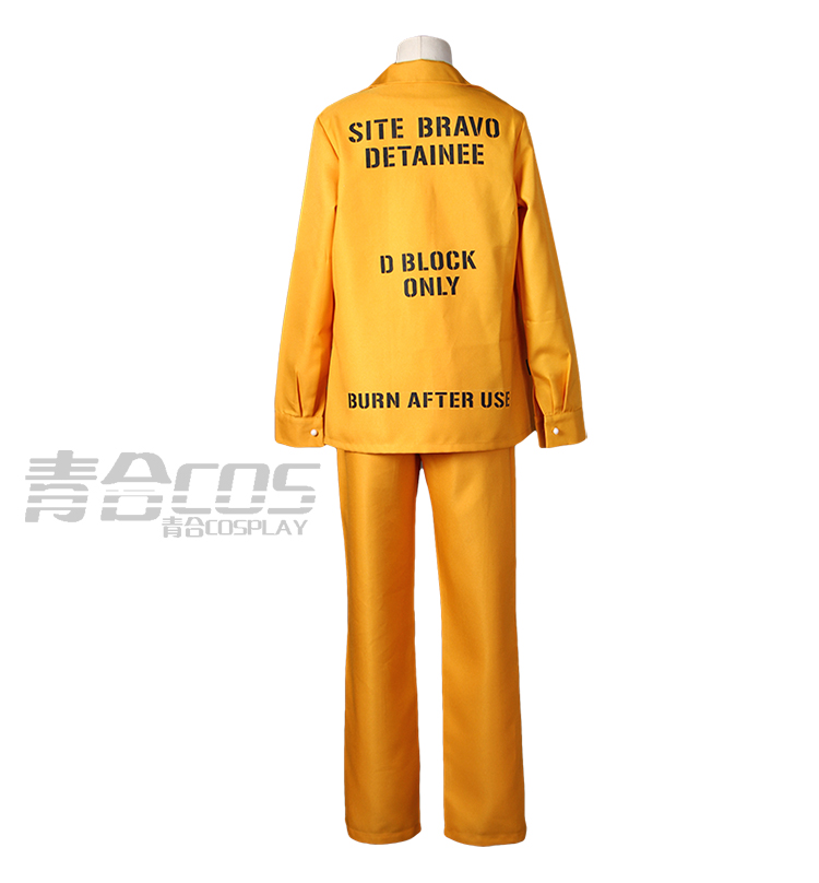 New Clothes Suicide Harley Quinn Prison Suit Cosplay Costume Highly Reductive+Free Shipping-in Game Costumes from Novelty u0026 Special Use on Aliexpress.com ...  sc 1 st  AliExpress.com & New Clothes Suicide Harley Quinn Prison Suit Cosplay Costume Highly ...