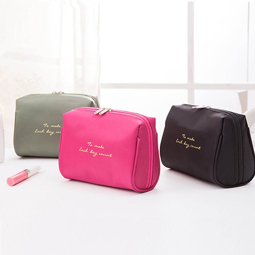 Beauty Travel Cosmetic Bag Girl Fashion Multifunction Makeup Pouch Cosmetic Organizer Cosmetic Bag for Cosmetics Necessaire 2018 travel cosmetic bag packing cubes print makeup bags beauty case two tier cosmetics box waterproof organizer bag