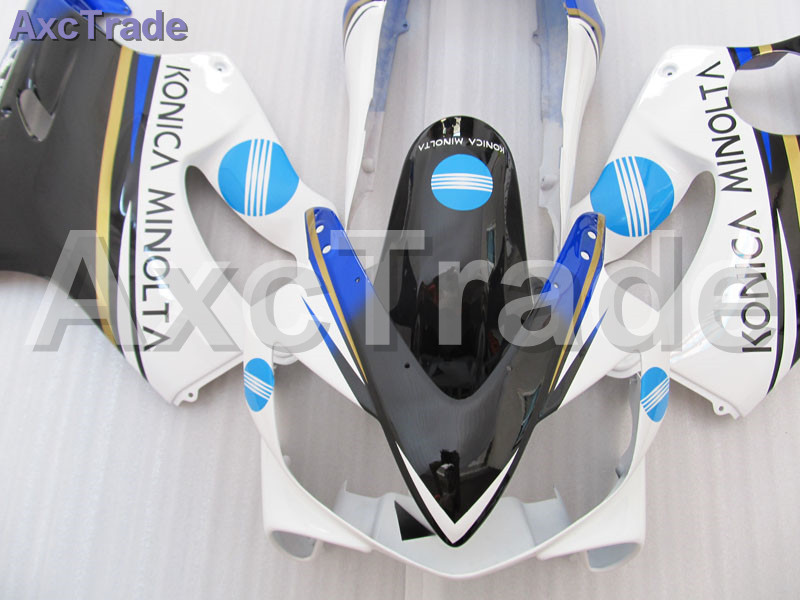 White Black Moto Fairing Kit For Honda CBR600RR CBR600 CBR 600 F4i 2004-2007 04 05 06 07 Fairings Custom Made Motorcycle C196 gray moto fairing kit for honda cbr600rr cbr600 cbr 600 f4i 2001 2003 01 02 03 fairings custom made motorcycle injection molding