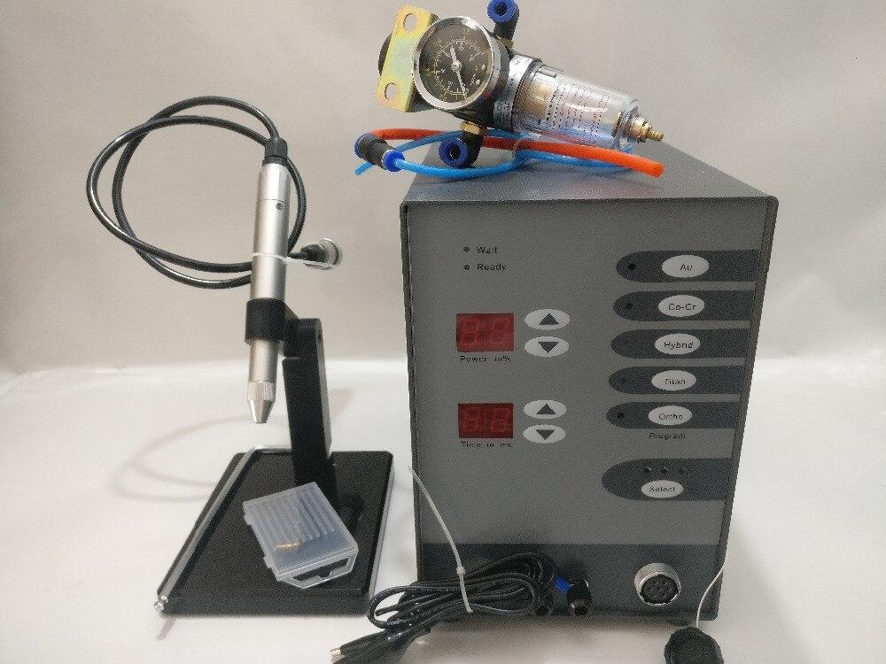 220 v 110 v Aço Inoxidável Máquina de Solda a Ponto Soldador de arco de Argônio para Soldagem de Pulso Toque Automático de Controle Numérico de Jóias