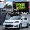 Android GPS Navigation Box Video Interface For Citroen C4 C5 C3 XR MRN SMEG System With