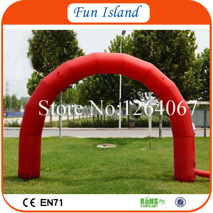Free Shipping 6x4m Inflatable Arch Inflatable Finish Line Arch With Custom Logo Inflatable Racing Arch 420d oxford inflatable arch inflatable archway 6 3 m with your logo