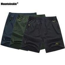 Горные мужские летние быстросохнущие дышащие шорты, уличная спортивная одежда, горные треккинговые мужские брюки для бега