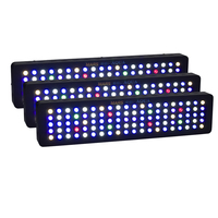 3PCS Mars Aqua 300W Led Marine auqarium Light,reef led lighting