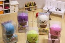 Korean ice cream eraser set /school stationery rubber eraser set/kids eraser set MOQ 5 pieces