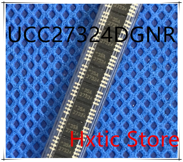 NEW 10PCS UCC27324DGNR UCC27324DGN UCC27324 27324 MSOP-8 IC