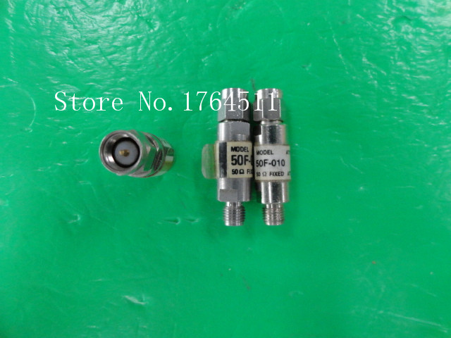 [BELLA] JFW 50F-010 DC-2GHz 10dB 2W SMA Attenuator  --10PCS/LOT