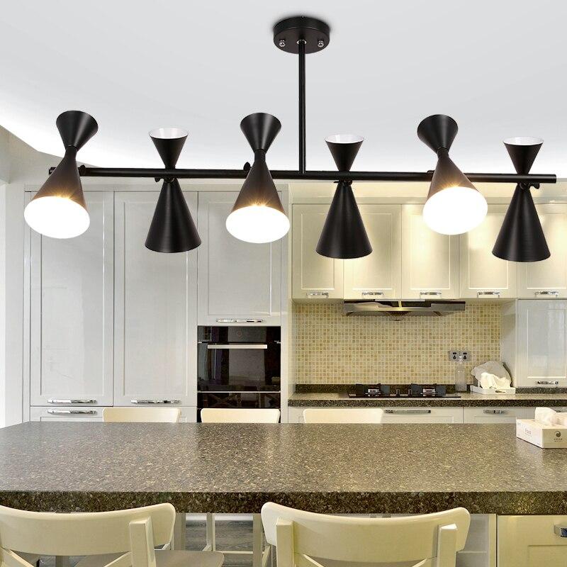 Avize Modern Chandelier Novelty Industrial Lamp Nordic Light Fixtures Home Lighting  Livingroom Lights Diningroom Hanging Lamps In Chandeliers From Lights ...