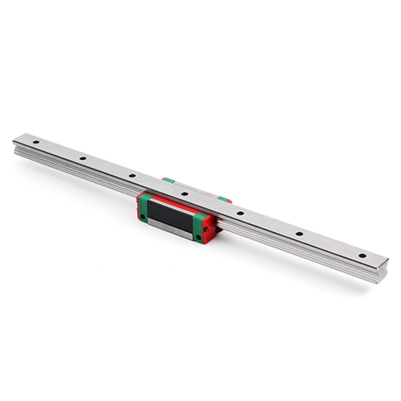High Quality HGR15 Linear Guide Rail 400mm Length Square Linear Rail For HGH15 Slider Block CNC Parts large format printer spare parts wit color mutoh lecai locor xenons block slider qeh20ca linear guide slider 1pc
