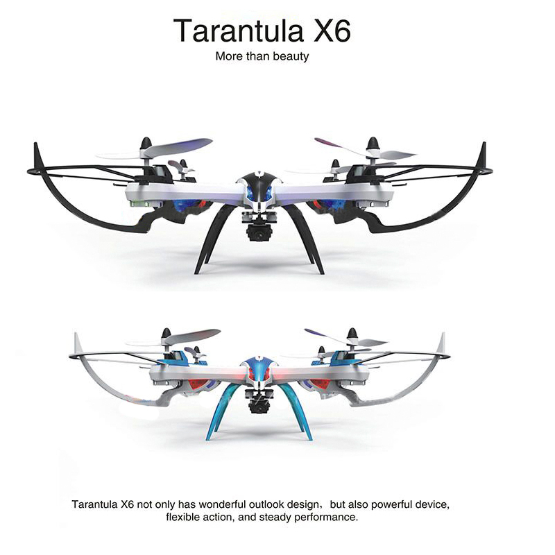 HotTarantula X6 drone kamera ile HD 1080 P uzaktan kumanda devre drone 4 kanal wifi drone 300 M mesafe helikopterHotTarantula X6 drone kamera ile HD 1080 P uzaktan kumanda devre drone 4 kanal wifi drone 300 M mesafe helikopter