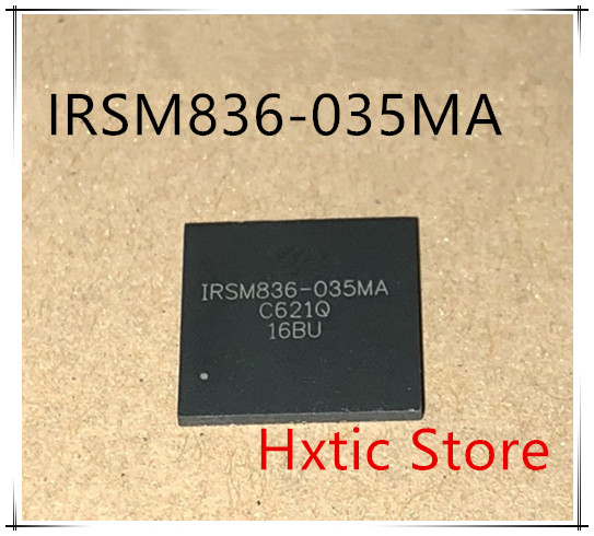 NEW 5pcs/lot IRSM836-035MA IRSM836 035MA QFN IC