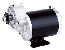 450 w DC 36 V motor del engranaje, triciclo eléctrico del motor del cepillo, engranaje de la CC motor de cepillado, motor de la bicicleta eléctrica, MY1020Z
