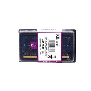 Image 5 - Kllisre DDR3L DDR3 מחשב נייד ram 4GB 8GB 1333 1600 1.35V 1.5V מחברת זיכרון sodimm