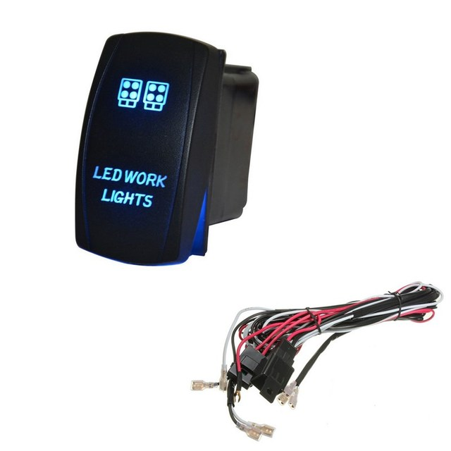 EE support 40A Laser Rocker Switch Relay Fuse Wiring Harness Kit LED Light Zombie Two Lead_640x640 ee support 40a laser rocker switch relay fuse wiring harness kit  at gsmx.co