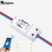 Sonoff New Wi-fi Wifi Swap Common Good Dwelling Automation Module Timer Diy Wifi Swap Distant Controller By way of IOS Android