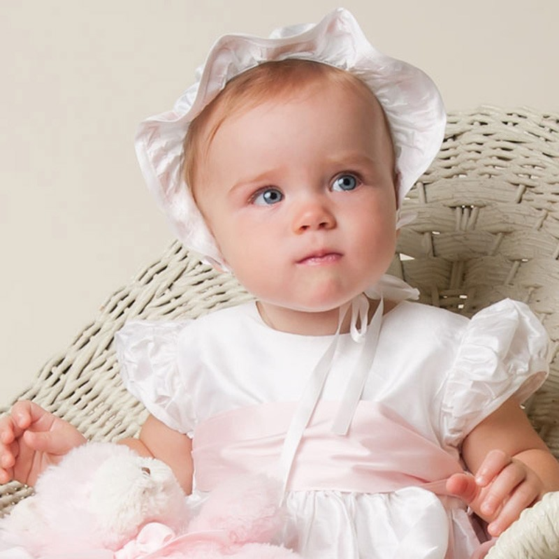 Baby Girls Baptism Gown (6)