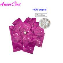 50pcs chinese tampon Feminine Hygiene Product Contracted vagina Gynecological inflammation