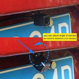 Image 5 - Xcgaoon金属ccd車リアビューカメラナイトバージョン防水広角バックアップカメラ駐車場支援