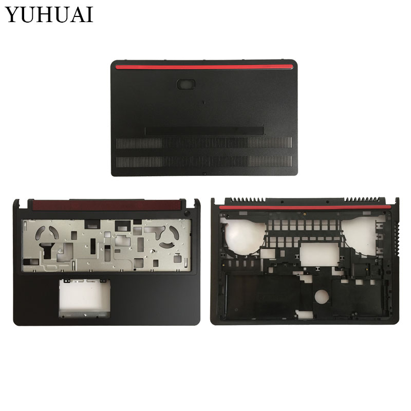 For DELL Inspiron 15P 7000 7557 7559 T9X28 Bottom Base Cover/Palmrest Upper No touchpad/Bottom Cover Door Lower Case стоимость