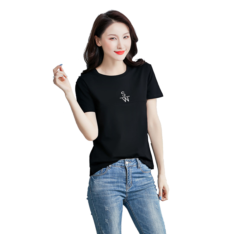b7fa38244 662  Summer Cotton Maternity Nursing T-shirt Breastfeeding T Shirt Clothes  for Pregnant Women