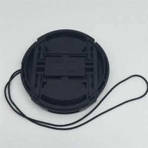 Protective-Lens-Cap Cover Camera-Lens Dust-Proof Anti-Lost-Rope Professional Pentax/sony