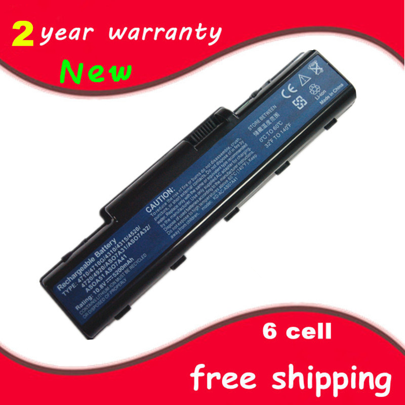 Juyaning Laptop battery For <font><b>Acer</b></font> Aspire 4730 4730Z 4730ZG 4732Z <font><b>4736</b></font> 4736G 4736Z 4736ZG 4740 4740G 4920 4920G 4925G image