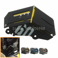 Hot Yellow Color Motorcycle Aluminum Radiator Side Cover Guard Protector For Yamaha MT09 FZ09 2014 2015