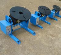 50 KG posicionador de soldagem automática Girth welding turntable