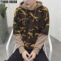 Camuflagem homens thrasher moletom com capuz de manga comprida camisola hip hop roupas de marca hoodies treino hombre EUA Tamanho S-XXL
