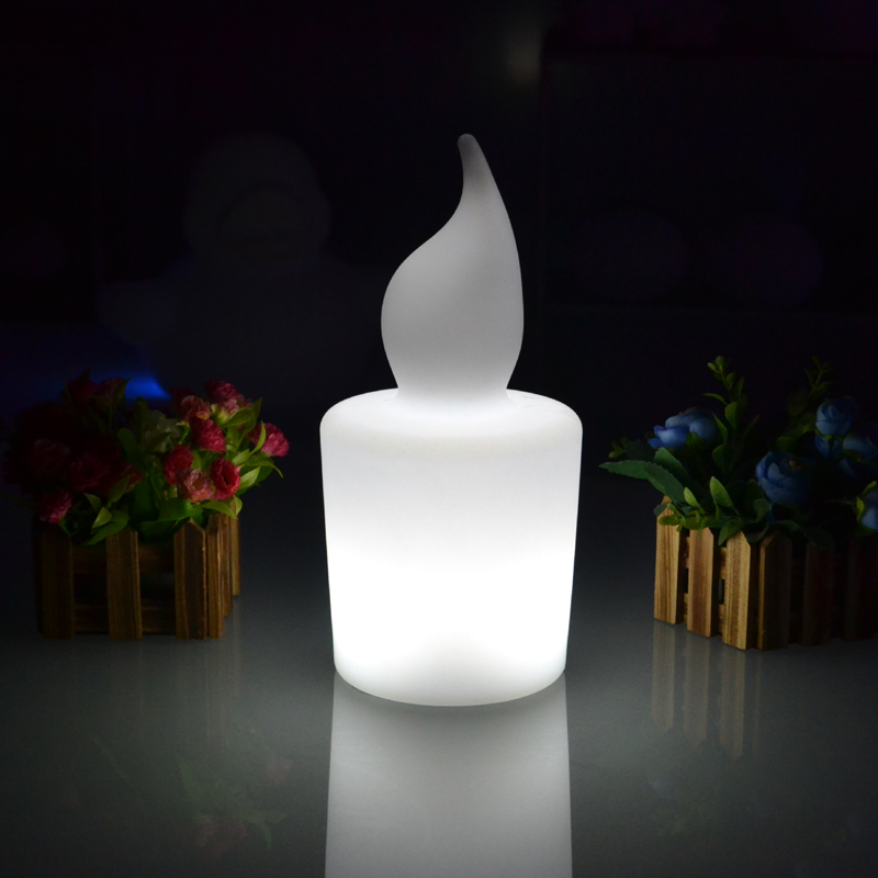 big LED Candle light-slong light (2)